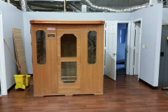 NoNonSense Training & Fitness Sauna